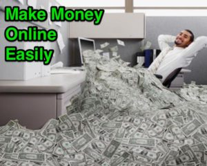 make money online easily