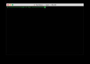 Rename computer alias in Mac Terminal