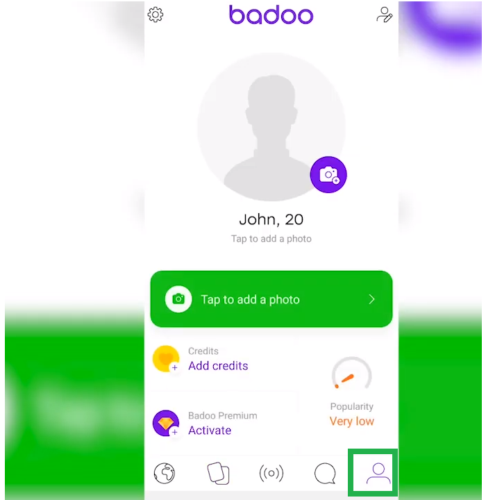 Dot yellow mean badoo does what Why does