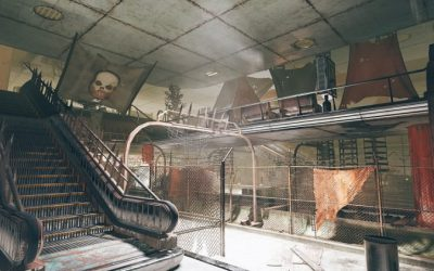 Bethesda Shares Screenshots of Fallout 76's Upcoming Watoga Underground, Double XP Weekend Incoming